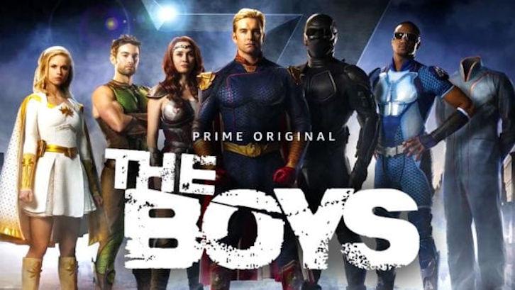 The Boys - Season 2 - Promos, Sneak Peek + Premiere Date *Updated 8th July 2020*