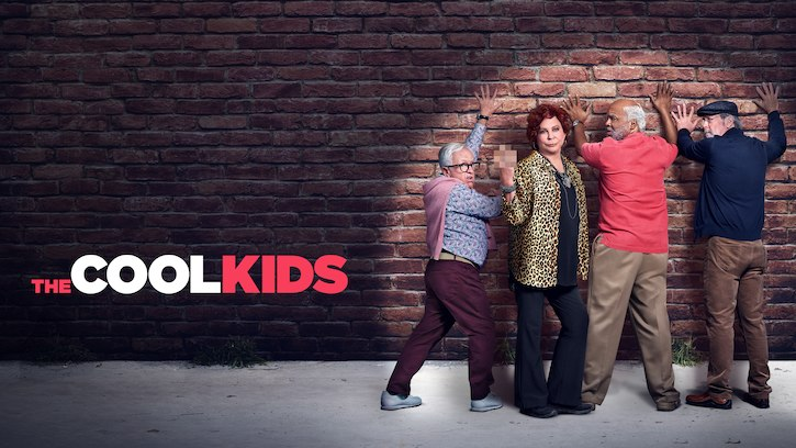 The Cool Kids - Episode 1.03 - A Date with Destiny - Press Release