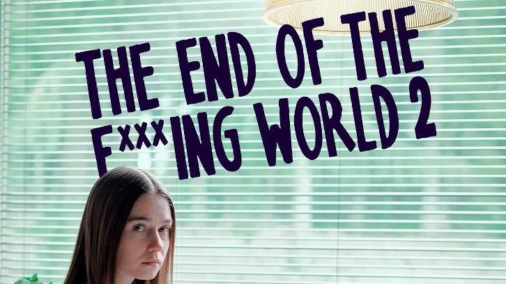 The End of the F***ing World - Season 2 - Key Art + Release Dates