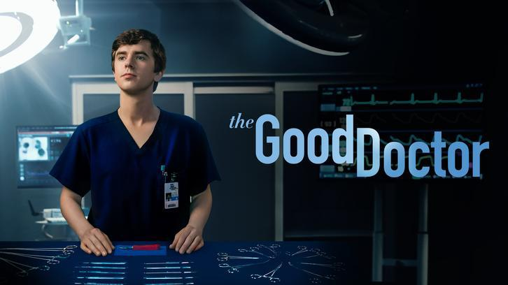 Image result for the good doctor poster