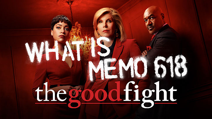 The Good Fight - Season 4 - Open Discussion + Poll