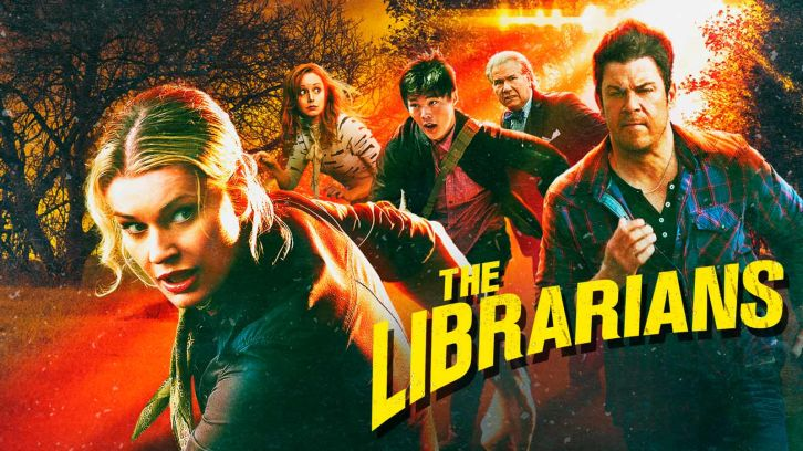 The Librarians - Episode 4.03 - 4.04 - Promo & Press Release