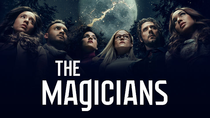 The Magicians - Episode 5.04 - Magicians Anonymous - Press Release