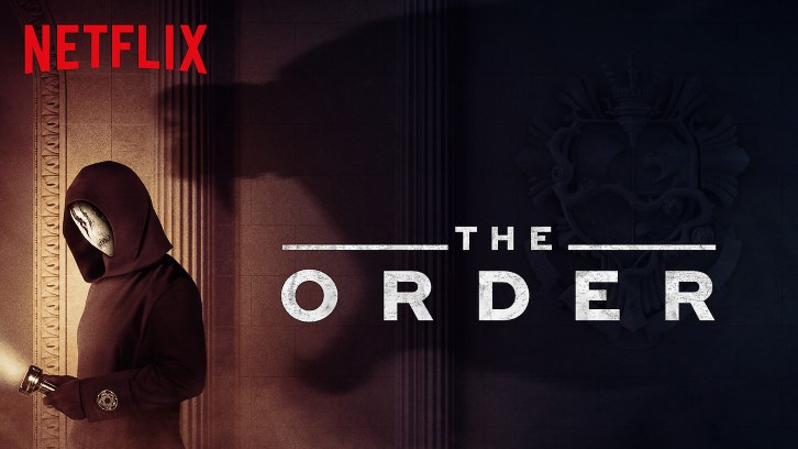 The Order - Season 2 - Release Date Announced