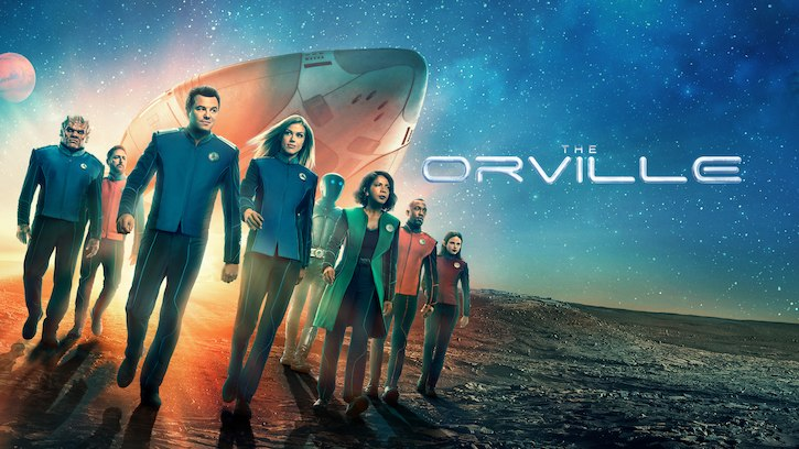 The Orville - Season 2 - Will Premiere in 2018 *Updated*