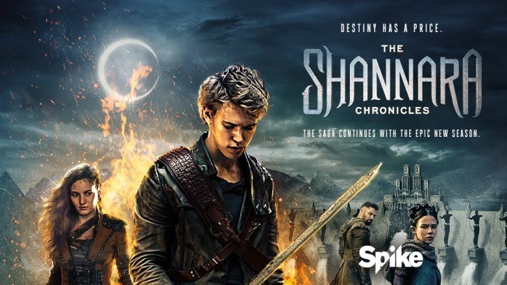 The Shannara Chronicles - Wilderun - Advanced Review