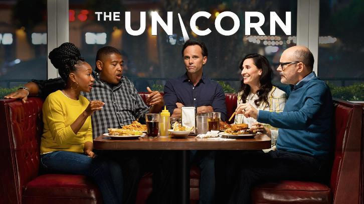 The Unicorn - Episode 1.14 - The Wade Beneath My Wings - Press Release