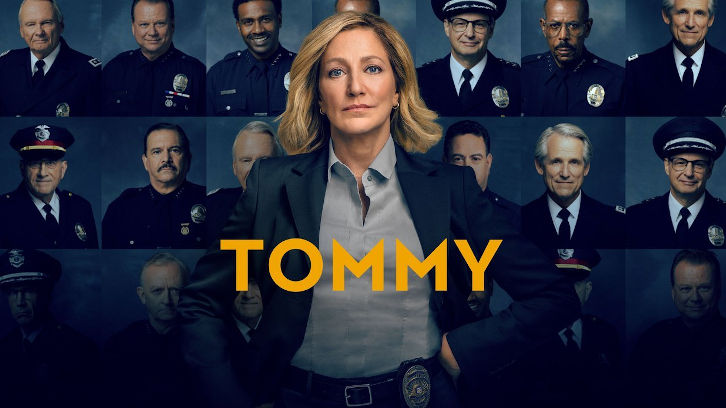 Tommy - Episode 1.07 - Vic - Press Release