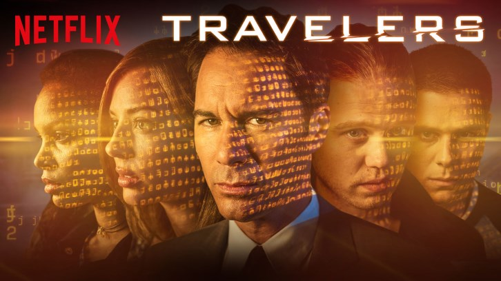 POLL : What did you think of Travelers - Double Episode Season Finale?