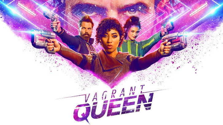 Vagrant Queen - Cancelled by Syfy