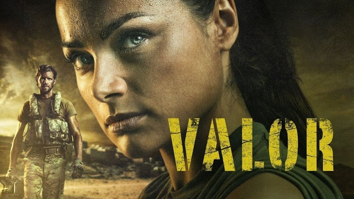 Valor - Episode 1.13 - Costs of War (Season Finale) - Promo & Press Release