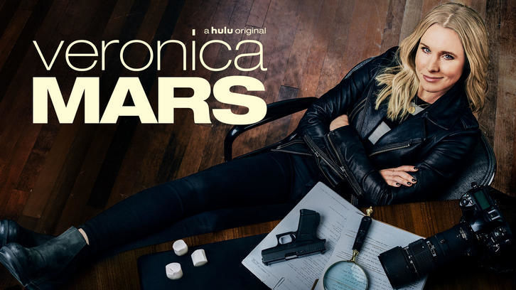 Veronica Mars... A Long Time Ago We Used To Be Friends. - Cover