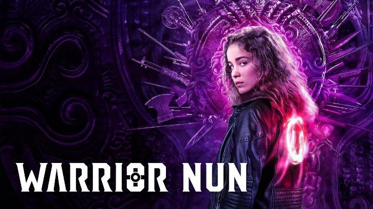 Warrior Nun - Review
