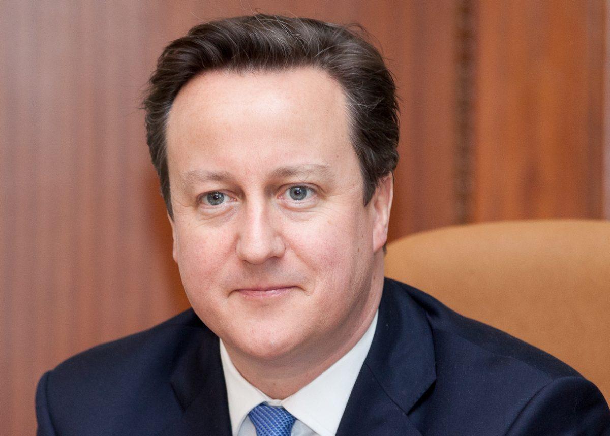 Votes David Cameron