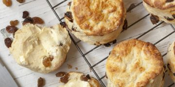 How To Make: Fruit Scones