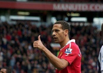 Rio Ferdinand (c) Gordon Flood