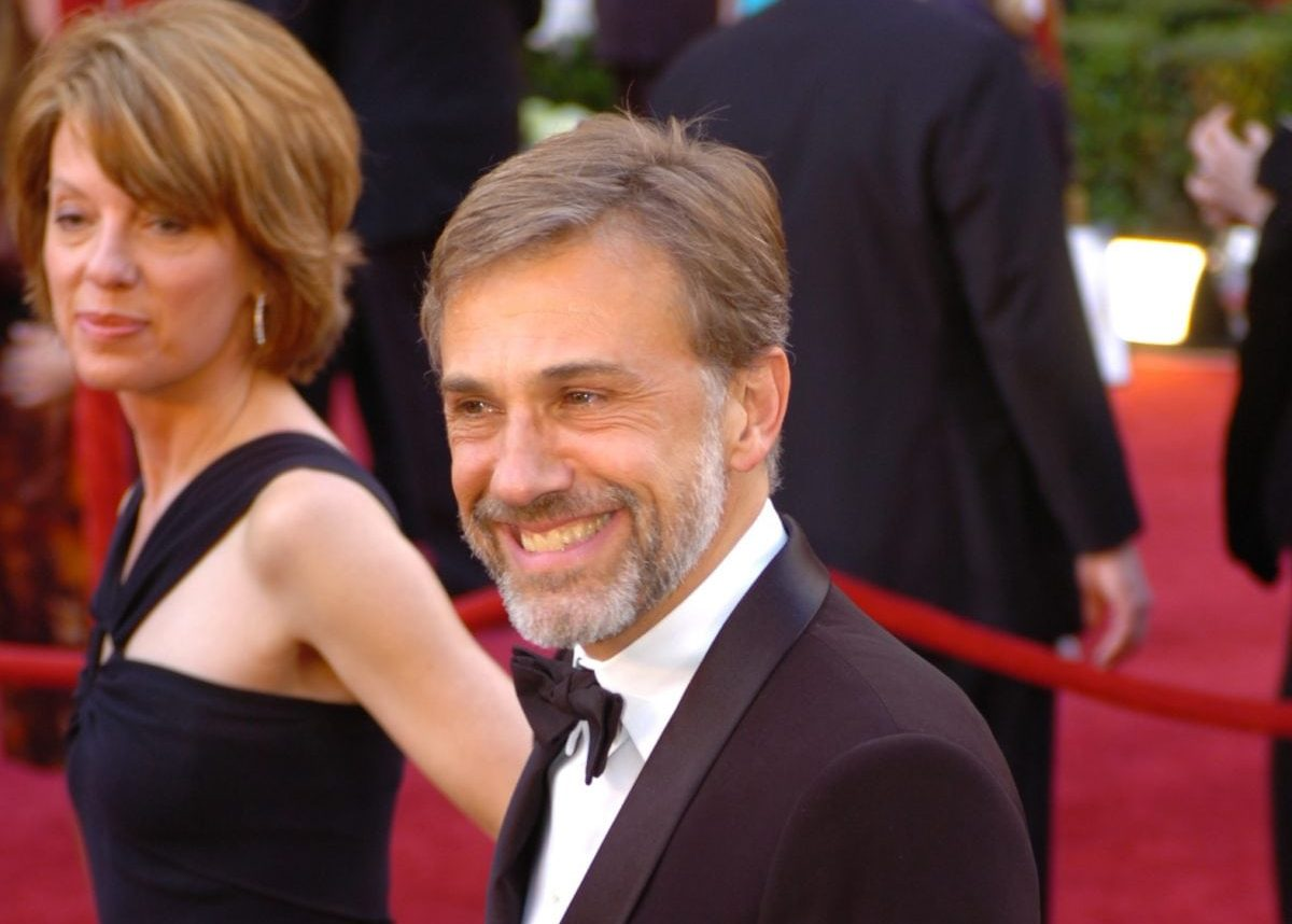"Christoph Waltz and wife Judith Holste walk the red carpet at the 82nd Academy Awards March 7, 2010 in Hollywood. Waltz took home the best supporting actor Oscar for his role of Colonel Hans Landa in ""Inglorious Basterds."""