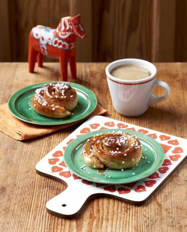ScandiKitchen Cinnamon Buns recipe
