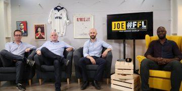 TLE meets Joe.co.uk