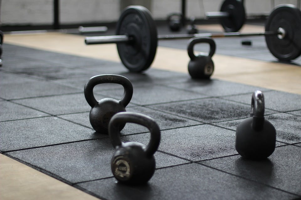 Dumbbells Weight Lifting Weights Sports Equipment