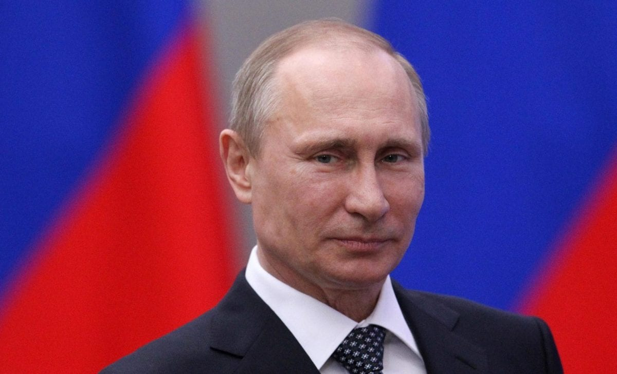 Russia: Putin Seeks Constitutional Ban on Gay Marriage