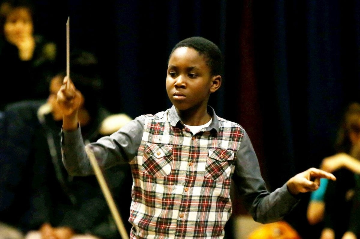 11-year-old UK child prodigy to become world's youngest orchestra conductor