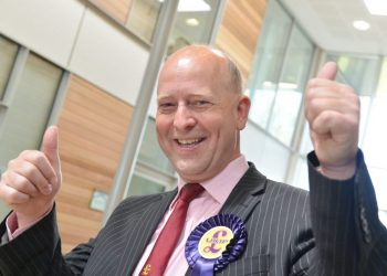 "UKIP councillor Chris Adams, 50 who has been fined for fraudulently using a disabled blue parking badge. See Masons copy MNBADGE: A UKIP councillor who represents the birthplace of the Paralympics has been fined for fraudulently using a disabled blue parking badge. Chris Adams, 50, told to a traffic warden ""I've been a naughty boy"" after being caught using a friend's badge after claiming he couldn't find alternative parking. But a court heard there was a multi-storey car park adjacent to where he parked on a visit to Portsmouth on September 17 last year."