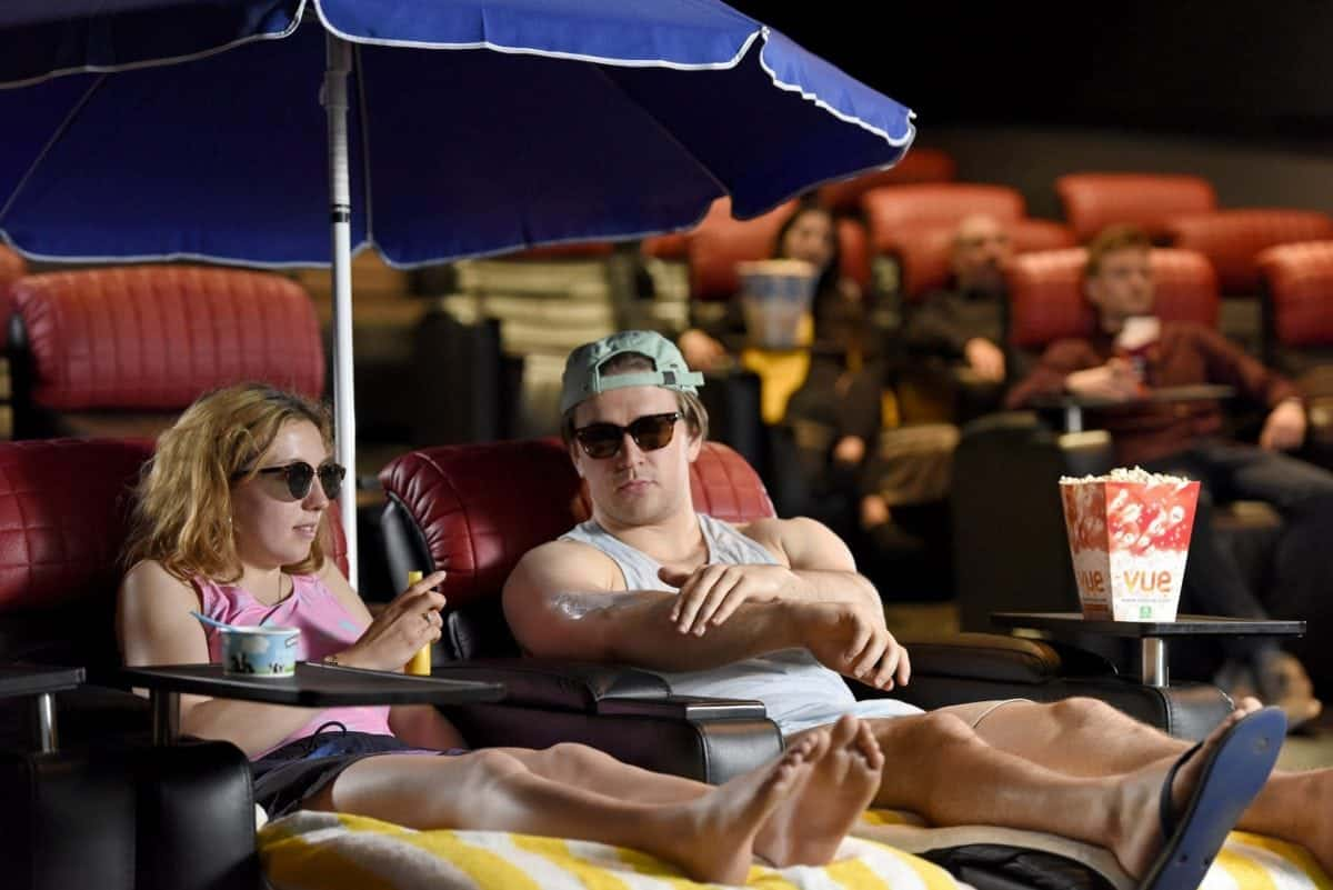 Vue Cinematic Beach Experience