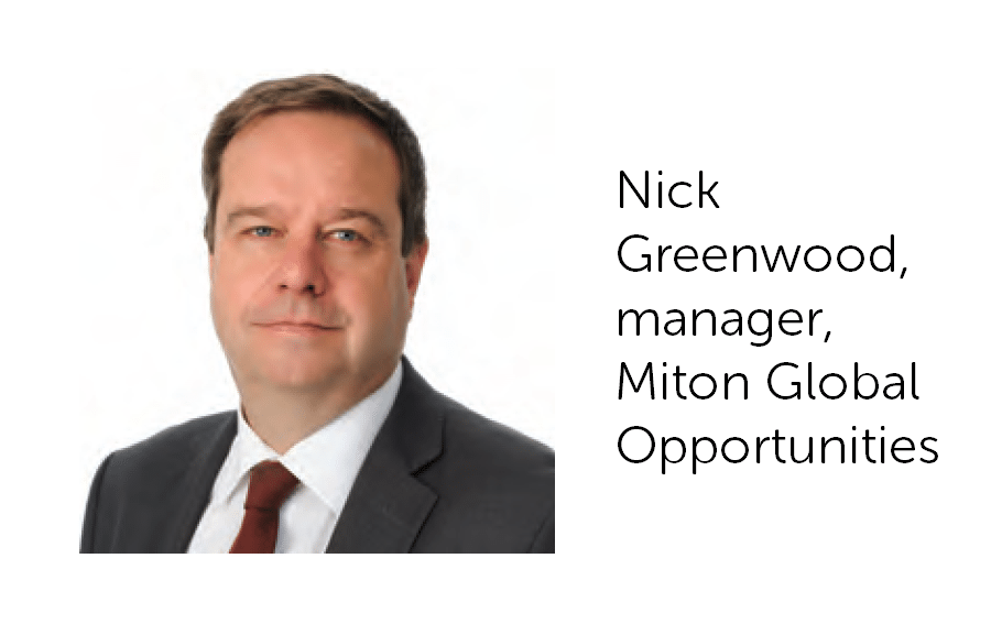Miton Global discount narrows on strong performance