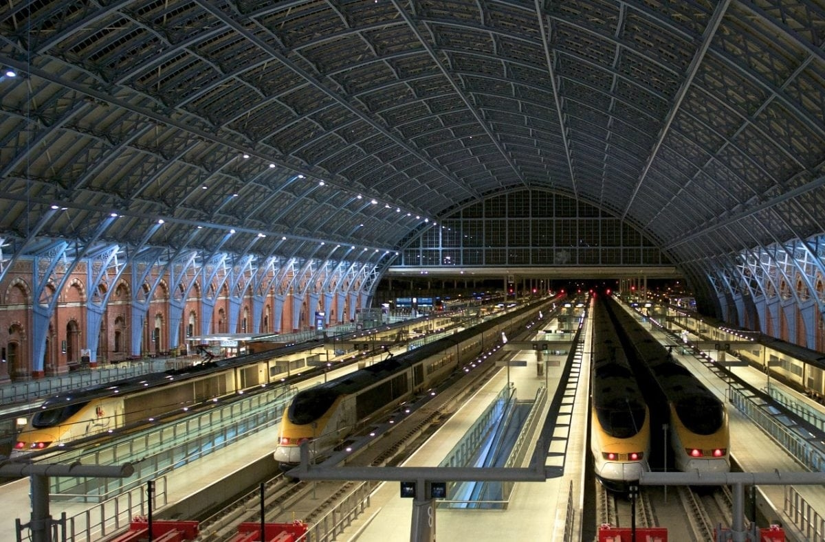 HICL buys HS1 channel tunnel link