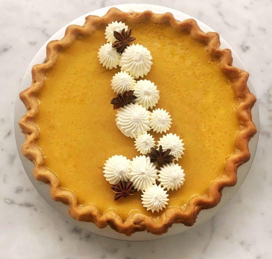 Dominique Ansel Pumpkin Pie
