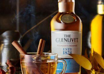 The Glenlivet Founder's Reserve Hot Cider