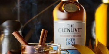 The Glenlivet Founder's Reserve Hot Cider