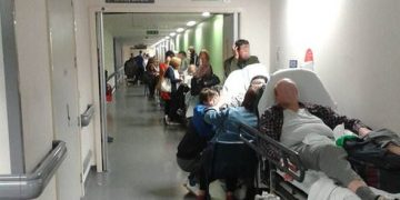 Stoke hospital
