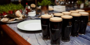 St Patrick's Day Corrigan's GUinness