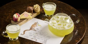 The Blind Pig 'Tiger's Tea Party'