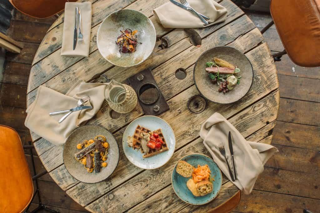 The Set Brighton Dishes