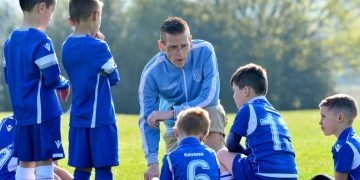 A dying youth football manager so fed-up with pushy parents ruining the game has written up a new set of rules for the sport - ordering kids to play fair and have fun. Russ Powell, 37, of Sandyford, Staffordshire, is hoping to change attitudes towards children's sports after accusing competitive mums and dads of 'sucking the fun' out of youth soccer.