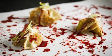 StreetXO Pekinese dumplings