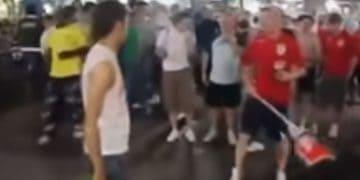 football hooligans Russia ban