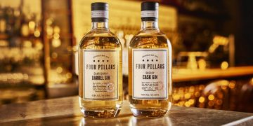 Four Pillars Gin Barrel Aged