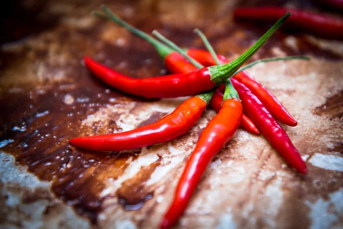 Eating chillies regularly 'reduces risk of death from a heart attack'