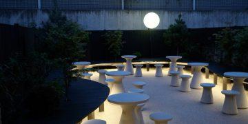 Untitled Asahi Moon Garden