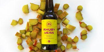71 Brewing Rhuby Weiss