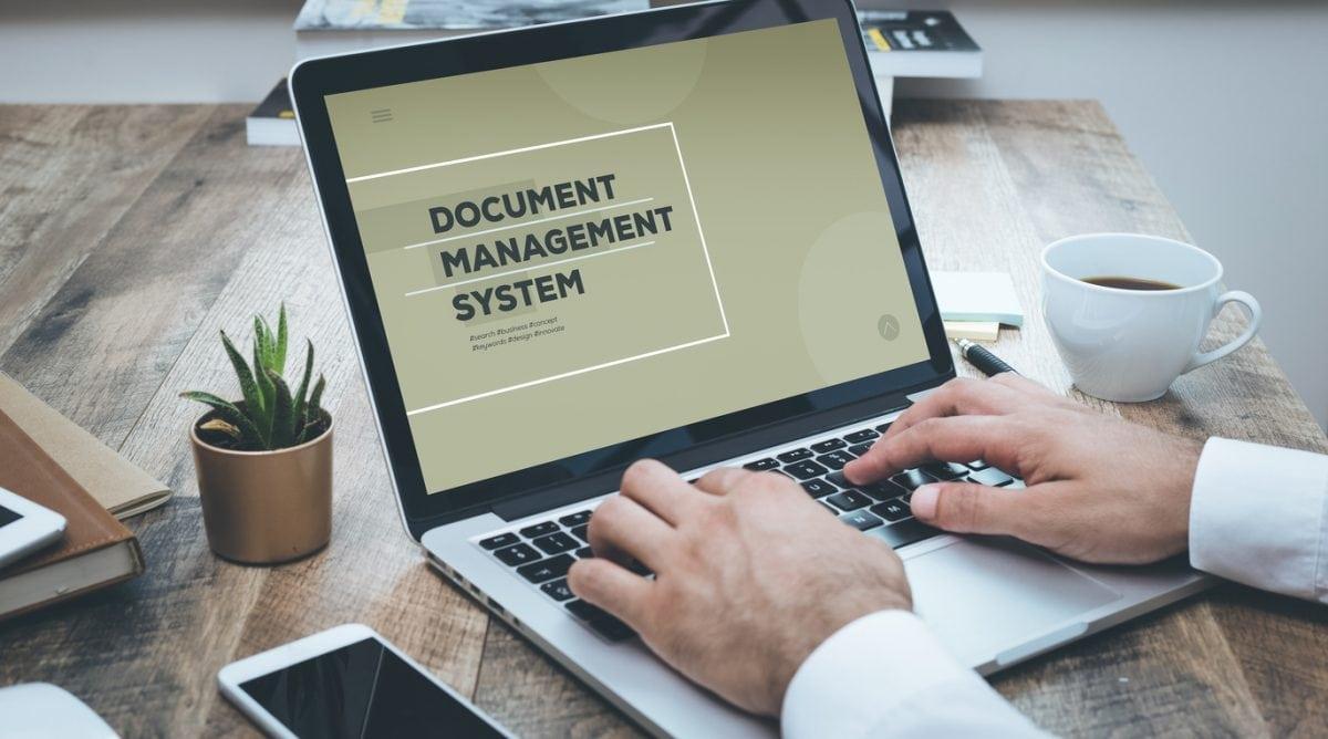 DOCUMENT MANAGEMENT SYSTEM CONCEPT