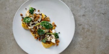 Tate Cauliflower recipe | Photo: Jade Nina Sarkhel