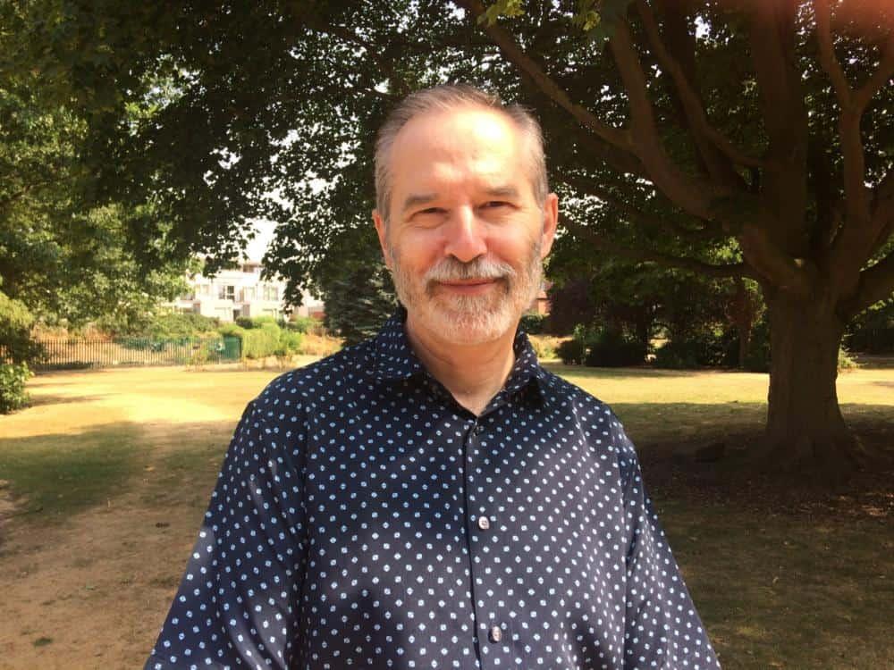 Author Jack Messenger