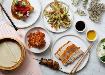 Kym's by Andrew Wong - best London restaurant openings