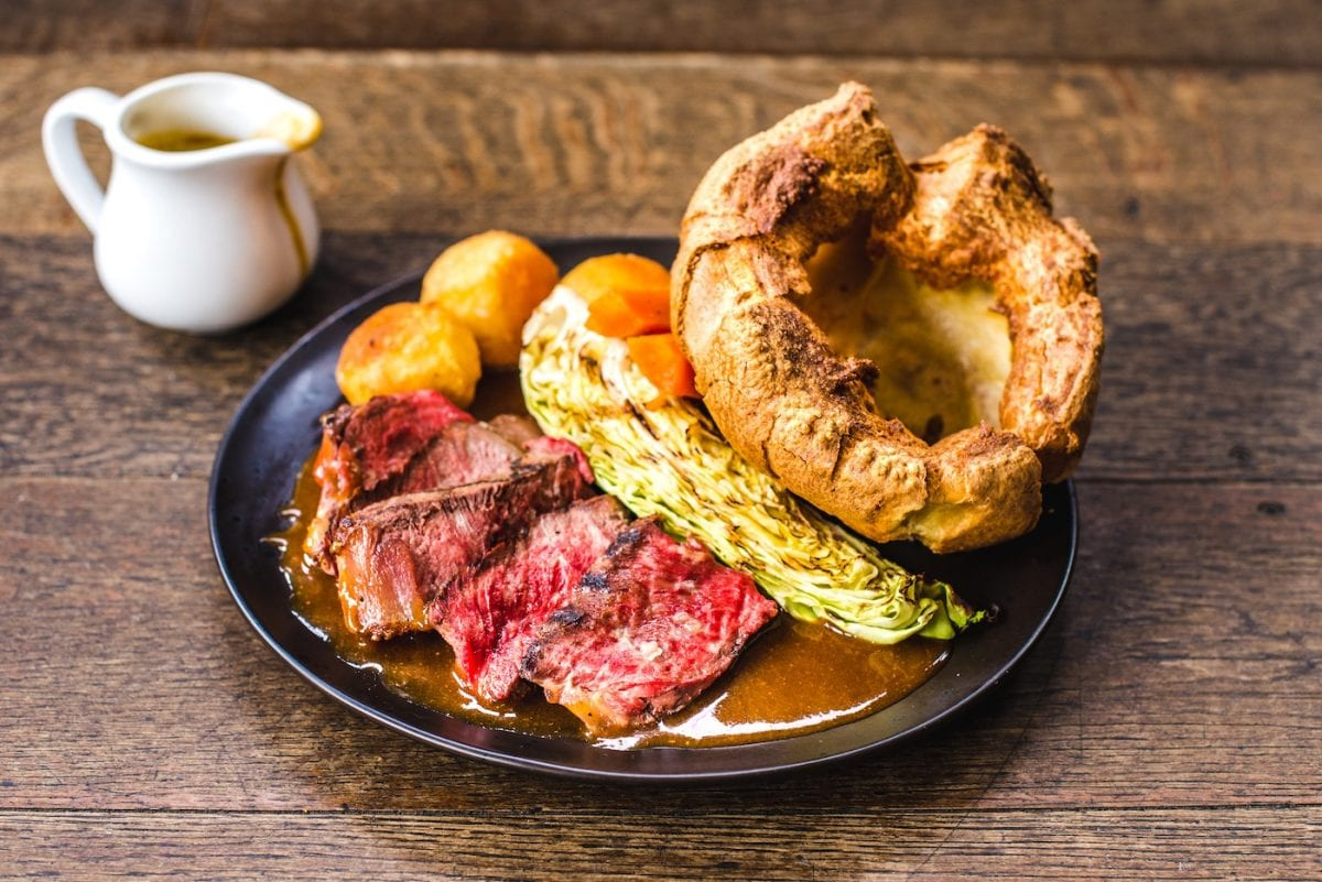Beef & Brew Haggeston Roast