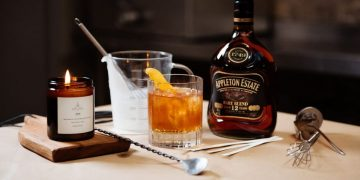 Appleton Estate Rum Old Fashioned